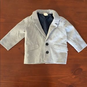 Adorable boys jacket with elbow patches
